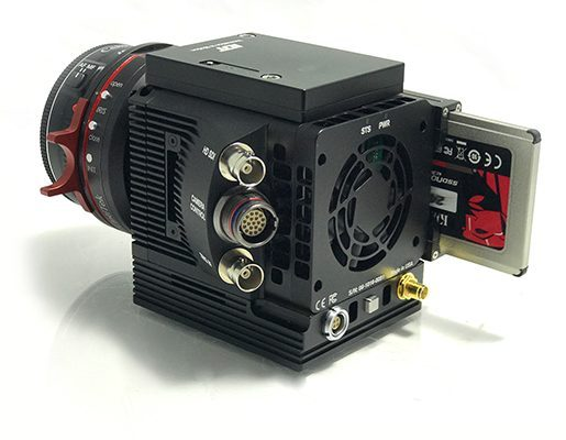 4K high speed camera