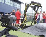View News Story - Crash Test at a Childrens Summer School!