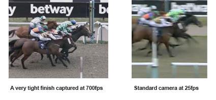 Slomo vs Standard image